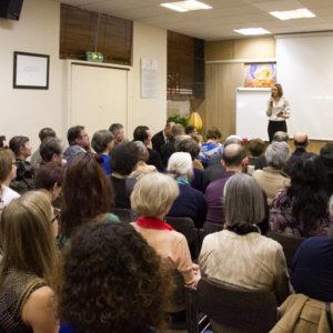 Conférence l'intelligence du cœur - crédits photo : Keniaar