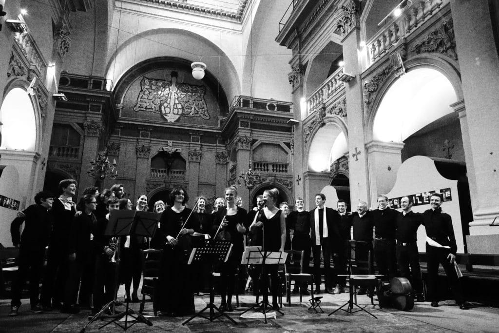 Oprheus - Concert Saint Polycarpe (Lyon)