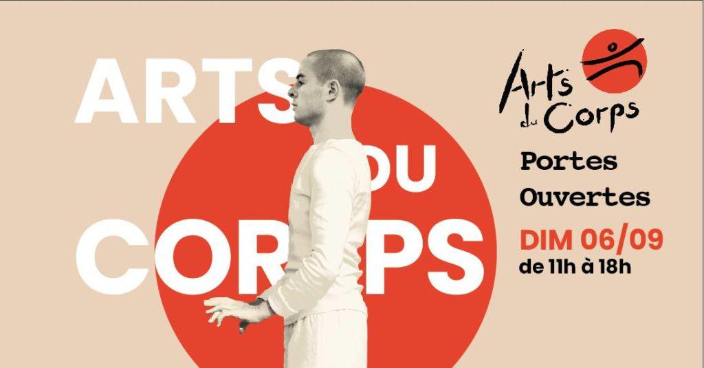 Journée Portes Ouvertes des Arts du corps de l'Espace Le Moulin