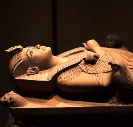Conférence La réincarnation en Égypte ancienne