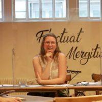 Café philo à l'espace Le Moulin avec Lorraine